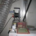 Unterdruckgerät zur fachgerechten Asbestsanierung