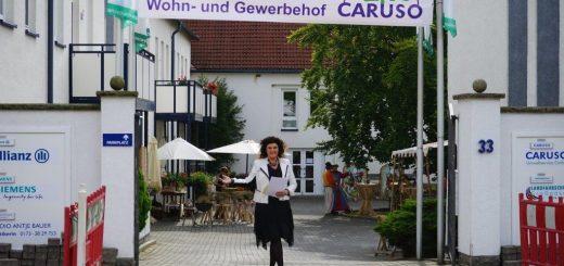 25 Jahre Wohn- und Gewerbehof Caruso