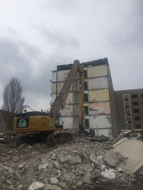 Caruso Umweltservice aktiv in Bernburg, Sachsen-Anhalt