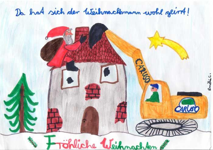 Weihnachtskarte 2004