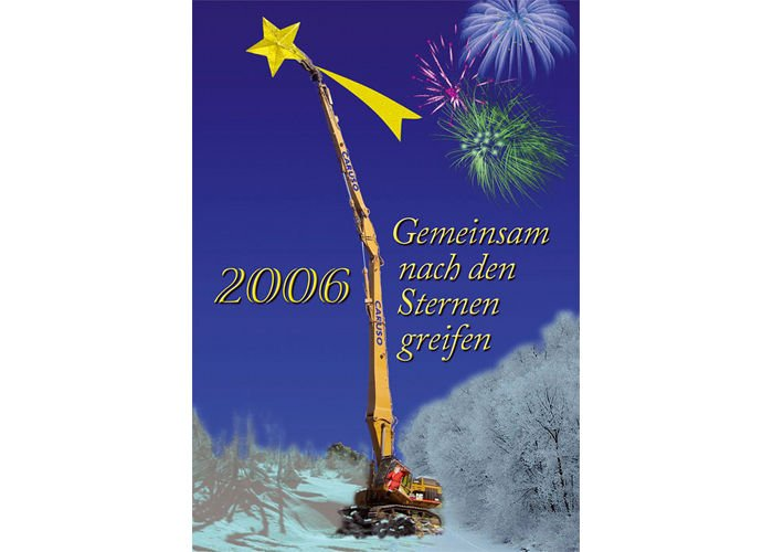 Weihnachtskarte 2005