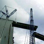 Rückbau ehemaliger Funkturm