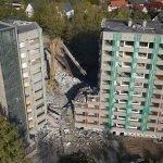 Rückbau Prohliser Sternhäuser