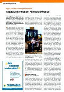 Steinbruch und Sandgrube 1/2012 Seite 1