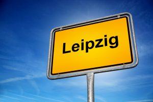Leipzig in Sachsen