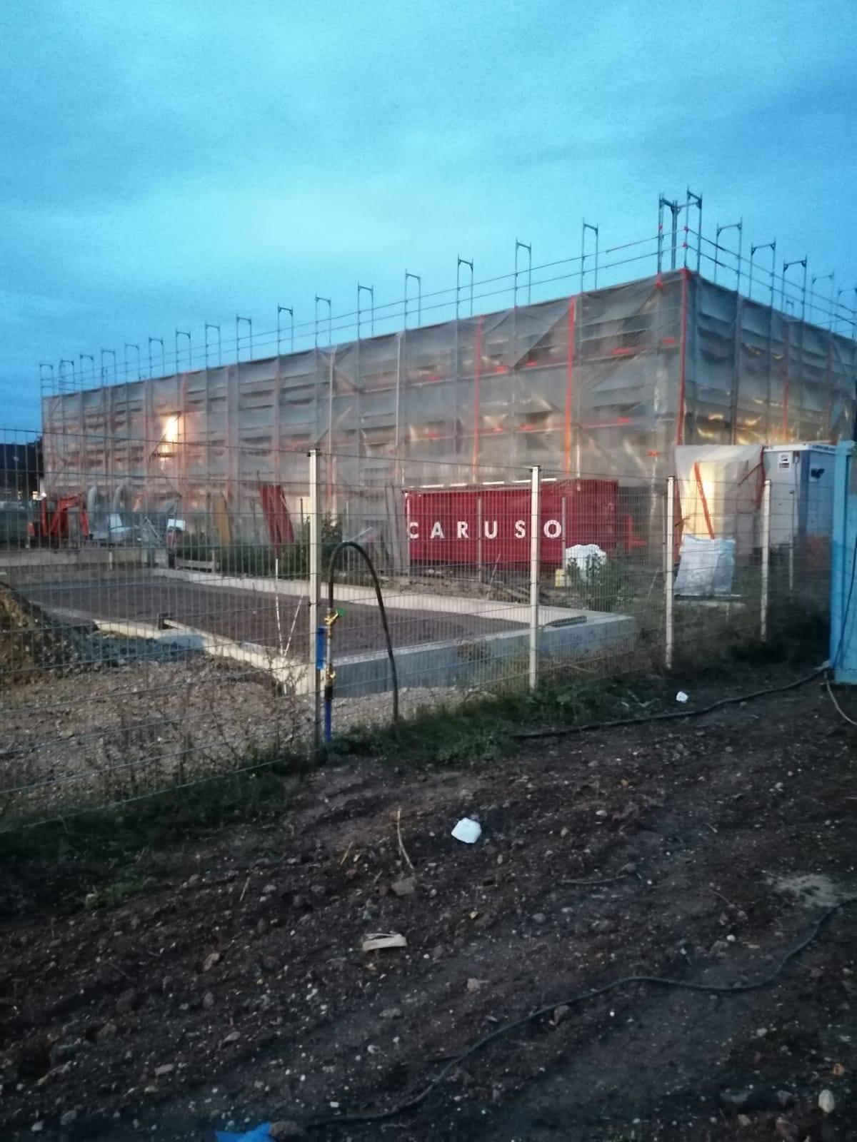 Schadstoffsanierung und Komplettrückbau in Halle (Saale)